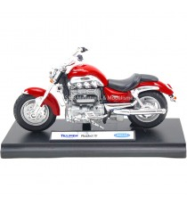 TRIUMPH ROCKET III ROUGE 1:18 WELLY