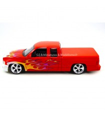 DODGE RAM QUAD CAB 1500 SPORT 2002 PICK UP 1:24 WELLY