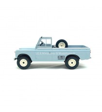 LAND ROVER 109 PICK-UP SERIE II GRIS 1:18 MCG