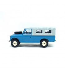 LAND ROVER 109 PICK-UP SERIE II BLEU/GRIS 1:18 MCG
