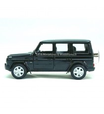MERCEDES-BENZ CLASS G V8 DE 2009 NOIR - 1:24 WELLY