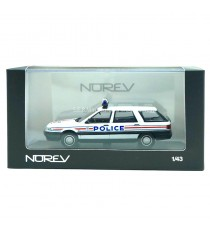RENAULT 21 NEVADA POLICE NATIONALE 1989 1:43 NOREV