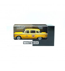 CHECKER MARATHON TAXI NEW YORK 1963 EDITION LIMITÉE 1008 pcs 1:43 WHITEBOX