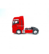 CAMION MAN 18.440 (4X2) ROUGE 1:32 WELLY