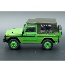 MERCEDES-BENZ 240 G WAGON SWB 1986 VERT TOIT SOFT TOP 1:43 IXO MODELS