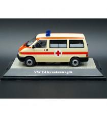 VW VOLSKWAGEN T4 A DRK CROIX ROUGE ALLEMANDE SÉRIE LIMITÉE 500pcs 1:43 PREMIUM CLASSIXXs