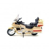 HONDA GOLD-WING CHAMPAGNE SANS SOCLE 1:18