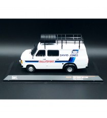 FORD TRANSIT MKII RHD 1979 DAVID JONES RALLYE SPORT ASSISTANCE 1:43 IXO-MODELS