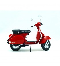 VESPA PX 125cc ROUGE 1:10 SCHUCO