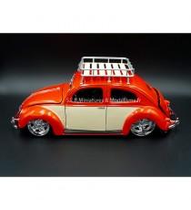 VW VOLKSWAGEN COCCINELLE 1951TUNING 1:18 MAISTO