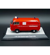 VW VOLKSWAGEN T2b FOURGON POMPIERS 112 1:43 PREMIUM CLASSIXXs