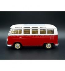 VW VOLKSWAGEN T1 BUS DE 1963 - 1:24 WELLY