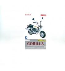 HONDA GORILLA Z50J-3 N°23 DE 1978 1/12 AOSHIMA