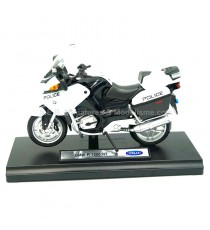 BMW R 1200 RT POLICE - 1:18 WELLY