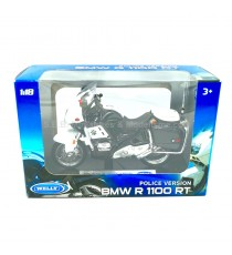 BMW R 1100 RT POLICE USA CALIFORNIA HIGHWAY PATROL - 1:18 WELLY