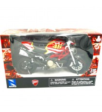 DUCATI MONSTER 796 NUMÉRO N°46 1/12 NEW RAY