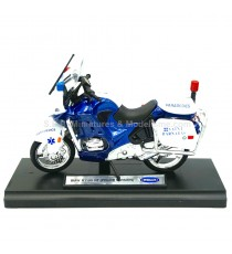 BMW R 1100 RT PARAMEDICAL SAINT BARNABAS - 1:18 WELLY