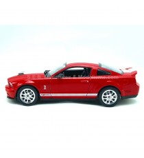 FORD MUSTANG SHELBY COBRA GT 500 de 2007 1:24 WELLY