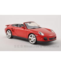PORSCHE 911 TURBO CABRIOLET TYPE 997 2006 1:18 MOTORMAX