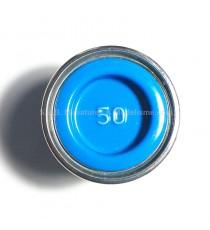 PEINTURE LIQUIDE 14ml BLEU CLAIR GLOSS N°50 REVELL ( MAQUETTE )