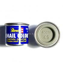 PEINTURE LIQUIDE 14ml OLIVE VIF MAT N°45  REVELL ( MAQUETTE )