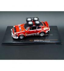 PORSCHE 911 SC GR.4 RALLYE MONTE CARLO 1990 ( VOITURE SERVICE ) 1:43 IXO-MODELS