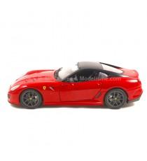 FERRARI 599 GTO ROUGE 1:24 BURAGO