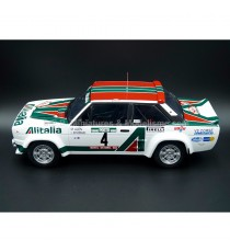 FIAT 131 ABARTH N°4 RALLY DU PORTUGAL 1978 1:18 IXO-MODELS