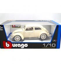 VW COCCINELLE BEETLE KAFER 1:18 BURAGO