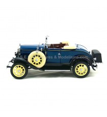 FORD MODEL A ROADSTER 1931 BLEU 1:18 SUN STAR