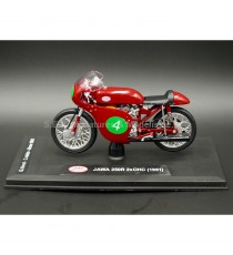JAWA 250 2XOHC N°4 GP BRUNN 1961 G, HAVEL 1:18 ABREX
