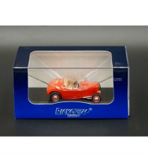 "FORD DEUCE "" A "" ORANGE 1:87 RICKO"