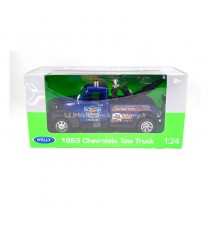 CHEVROLET TOW TRUCK DÉPANNEUSE GARAGE 66 1:24 WELLY