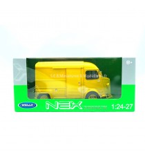 CITROËN HY TYPE H 1962 JAUNE 1:24-27 WELLY